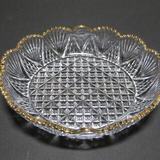 【値下げ】SOGA ガラス製コンポート皿