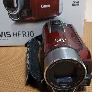 キャノン ビデオカメラ
