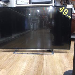 安心の6ヶ月保証付き!TOSHIBAの4K対応液晶テレビです!