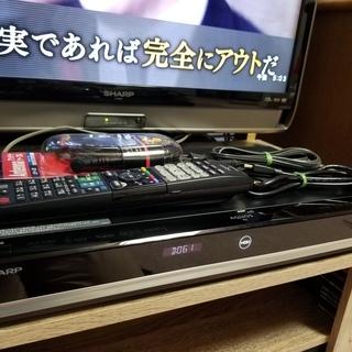 ☆高画質!高速!高機能!AQUOS BD-W570/W録画…