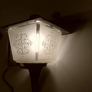 《姫路》コイズミ【昭和レトロ】時代物☆玄関灯☆アンティーク☆外灯