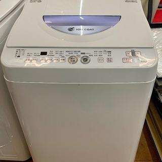 高性能!SHARPの電気洗濯乾燥機を入荷致しました!
