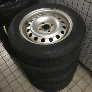 中古タイヤホイールセット 日産車にいかがですか