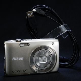 Nikon デジタルカメラ COOLPIX S3100 1400...