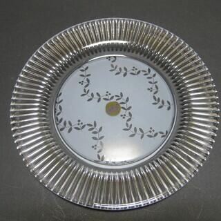 【値下げ】SOGA・ガラス製飾り皿・新品未使用