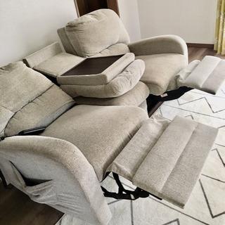 ニトリ 電動ソファー
