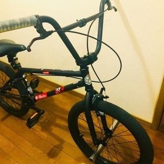 カスタムbmx  2ヶ月前に購入 自転車