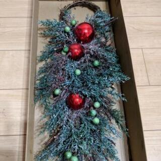 【新品】クリスマスリース