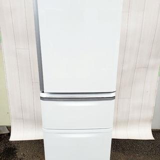 【緊急値下げ】436番 MITSUBISHI✨三菱ノンフロン冷凍...