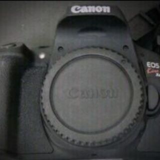 Canon EOS Kiss X8i  ダブルズームキット(片方...