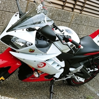 YAMAHA YZF-R15 バイク オートバイ 書類有