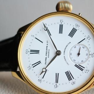下取&値引交渉有 1891年 パテックフィリップ懐中時計ムーブメ...