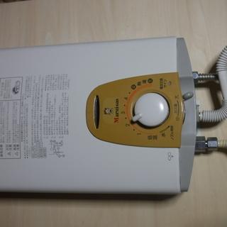 ガス瞬間湯沸かし器 パロマ 美品