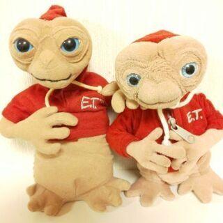 『 E  .T. 』二体セット