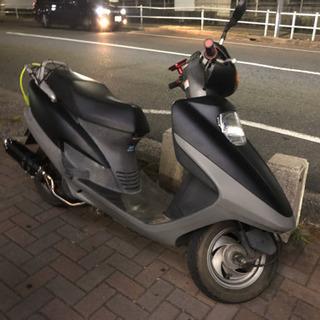 スペイシー125cc スクーター自賠責3年付き