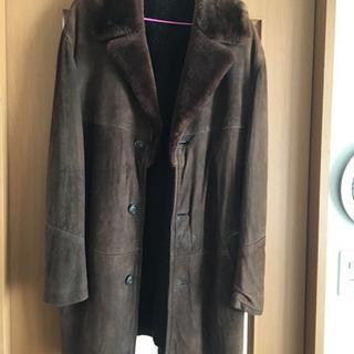 男女兼用厚手のコート