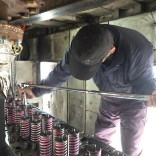 非常用発電機点検修理承ります