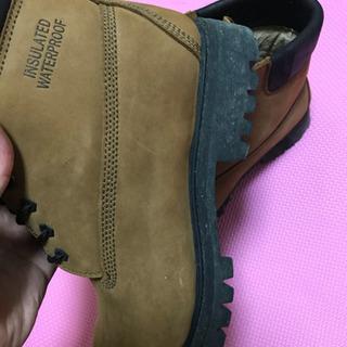 ティンバーランド似のブーツ27.5