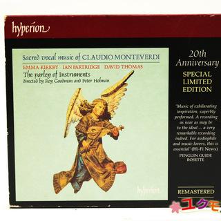 Sacred Vocal Music of Claudio Mo...