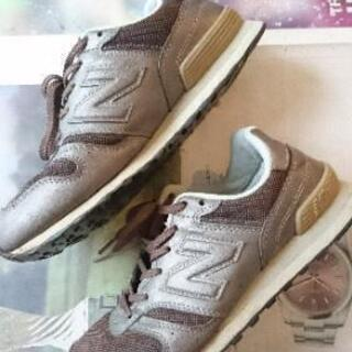 【値下げ】ニューバランス 368  スニーカー 運動靴   23.5㎝