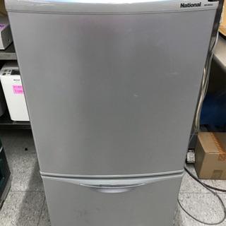 ナショナル 2ドア冷凍冷蔵庫122L  2005年製