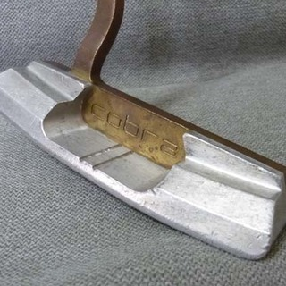cobra MARRIED PUTTER METAL SERIE...