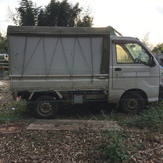 軽トラ ハイゼットトラック