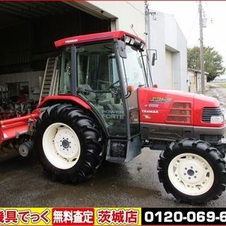 ヤンマー AF655 4WD トラクター 前輪タイヤ新品 55馬...