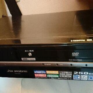無料 ビデオテープDVD変換器 取説付き
