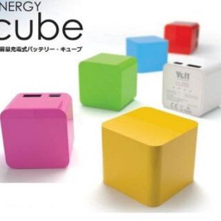 大容量 充電式バッテリー エナジーキューブ ENERGY CUB...
