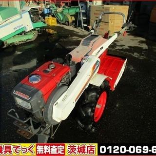 ヤンマー ディーゼル耕運機 YA60 6馬力 動作品