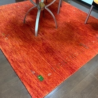 ギャッベのカーペット