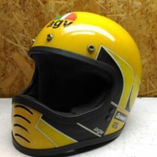 agv ヴィンテージヘルメット チョッパー VMX  フルフェイス