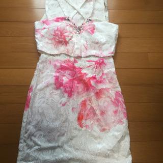 【引取りの方無料】ナイトドレス キャバドレス
