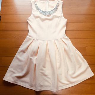 【100円】ミニワンピース ドレス