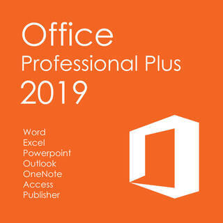 Microsoft office 2019 Profess…