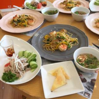 奈良や大阪で料理無料体験