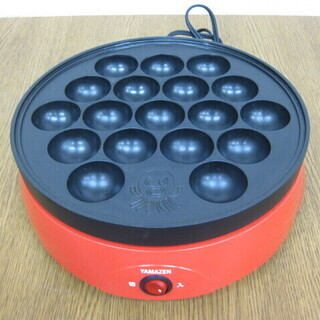YAMAZEN 山善 18穴 家庭用電気たこ焼き器 SOP-650