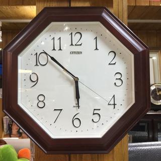 #2941 CITIZEN アンティーク 壁掛け時計