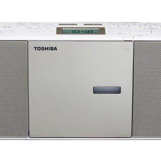 新品 東芝 CDラジオ ワイドFM対応 TY-C300 苫小牧西店
