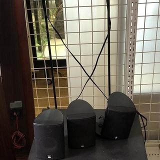 【値段相談可】JBL SUB300 200W アンプ 内臓サラウ...