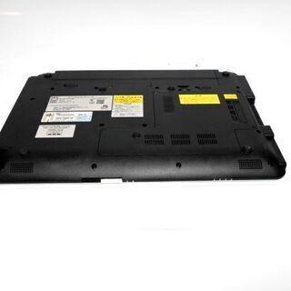 ノートパソコン譲ります。即使える高速SSD使用/メモリ4G/DualCore/Win10/オフィス有/無線 - パソコン