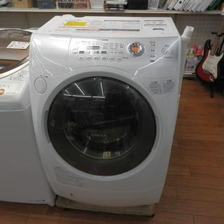 東芝9kgドラム洗濯乾燥機 TW-Q860R 2012年製【モノ...