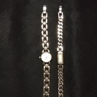 ブレスレット型時計 2個