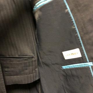 ②AOKIスーツ 紺色 LES MUES