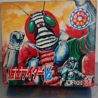【マニア必見】仮面ライダーV3の絵合わせ