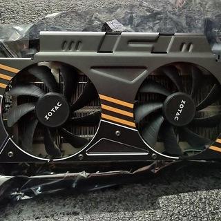 (値下げ)ZOTAC GeForce GTX 980AMP Om...