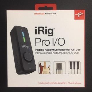IK Multimedia / iRig Pro I/O
