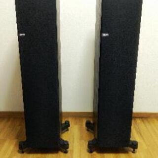 KEF Q700 バージョンアップ(オークブラック)ペア 定価1...