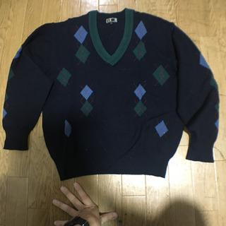【1000円祭り!】DAKSセーター